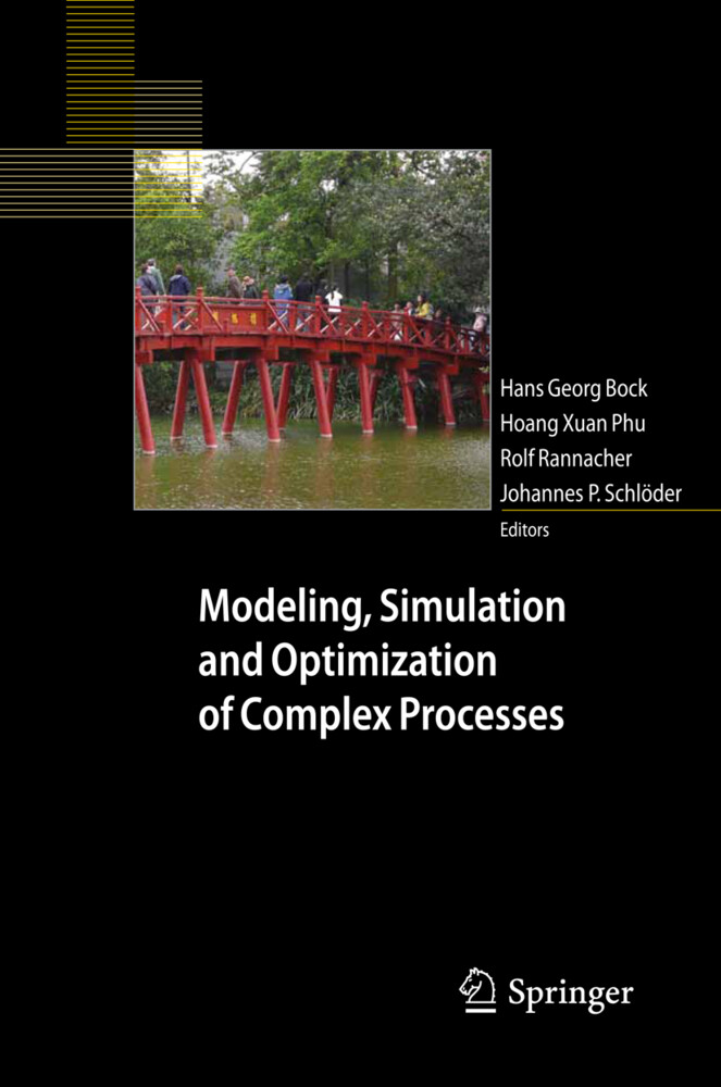 Modeling, Simulation and Optimization of Complex Processes als Buch