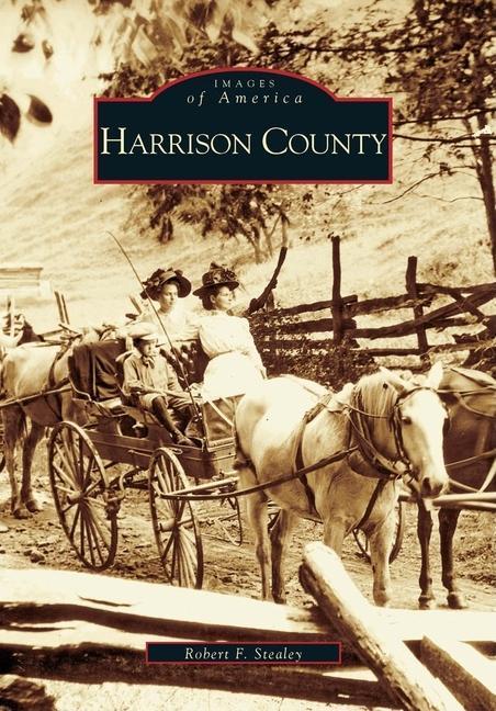 Harrison County als Taschenbuch