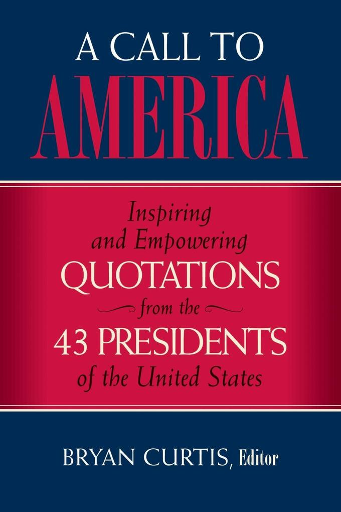 A Call to America als eBook von Bryan Curtis