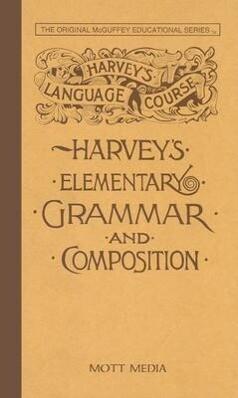 Harveys Elementary Grammar 4-6 als Buch