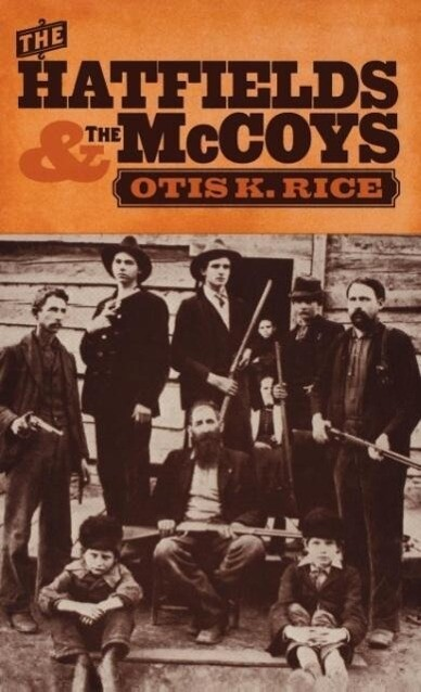 The Hatfields and the McCoys als Buch