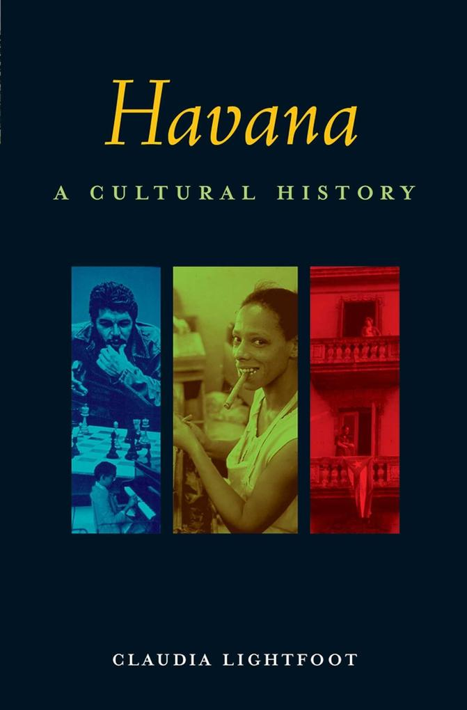 Havana: A Cultural and Literary Companion als Taschenbuch