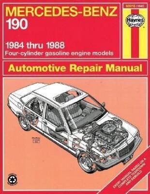 Mercedes-Benz 190, 1984-1988 als Taschenbuch