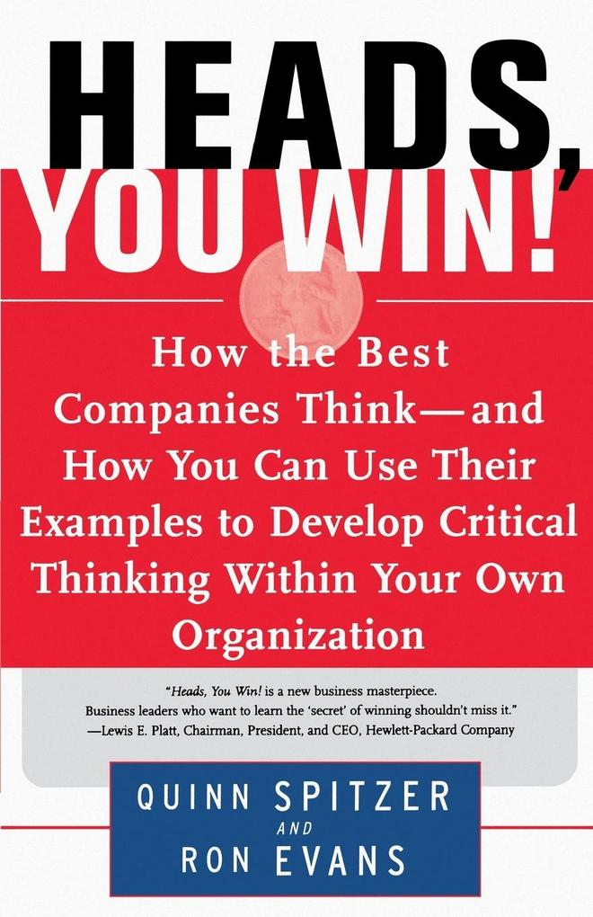 Heads, You Win! als Taschenbuch