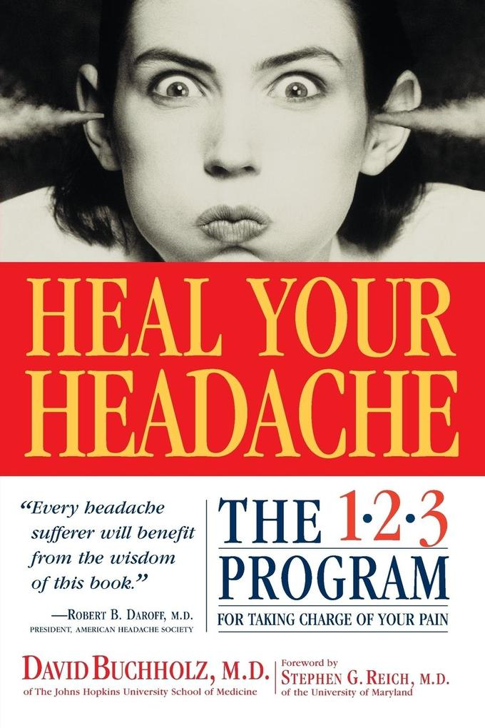 Heal Your Headache als Buch
