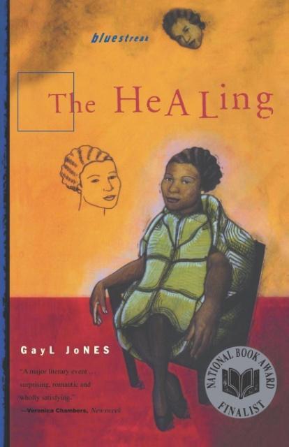 The Healing als Taschenbuch