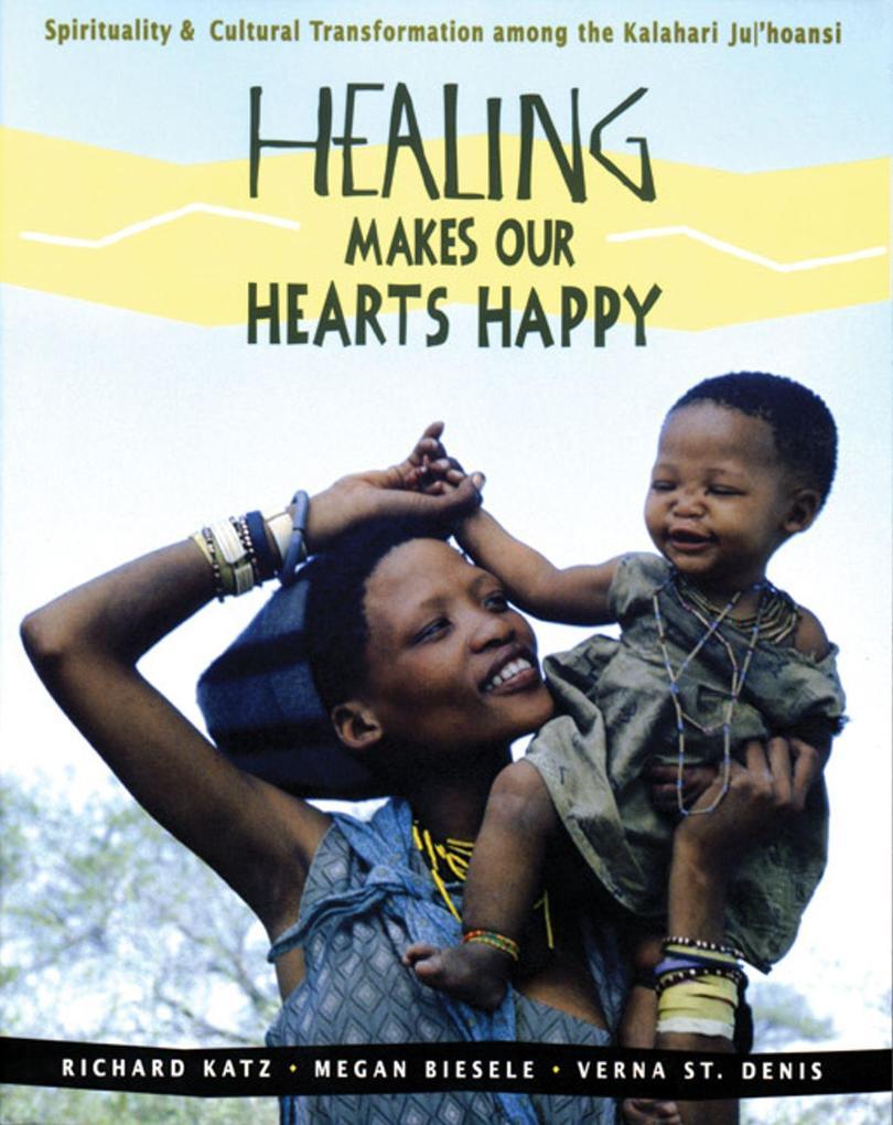 Healing Makes Our Heart Happy als Taschenbuch