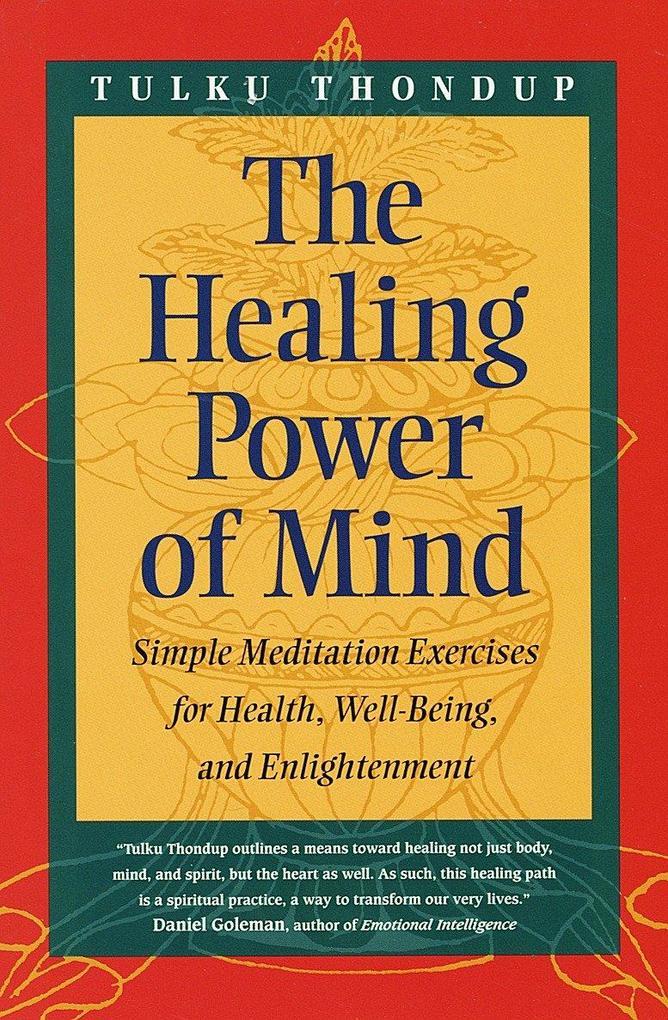 The Healing Power of Mind als Taschenbuch