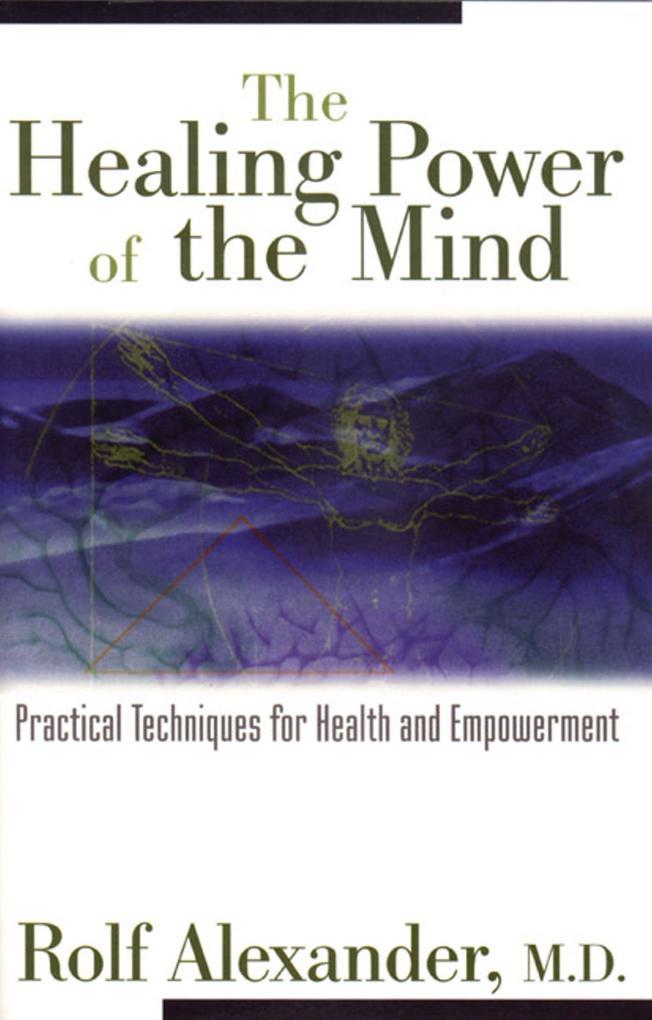 Healing Power of the Mind als Taschenbuch