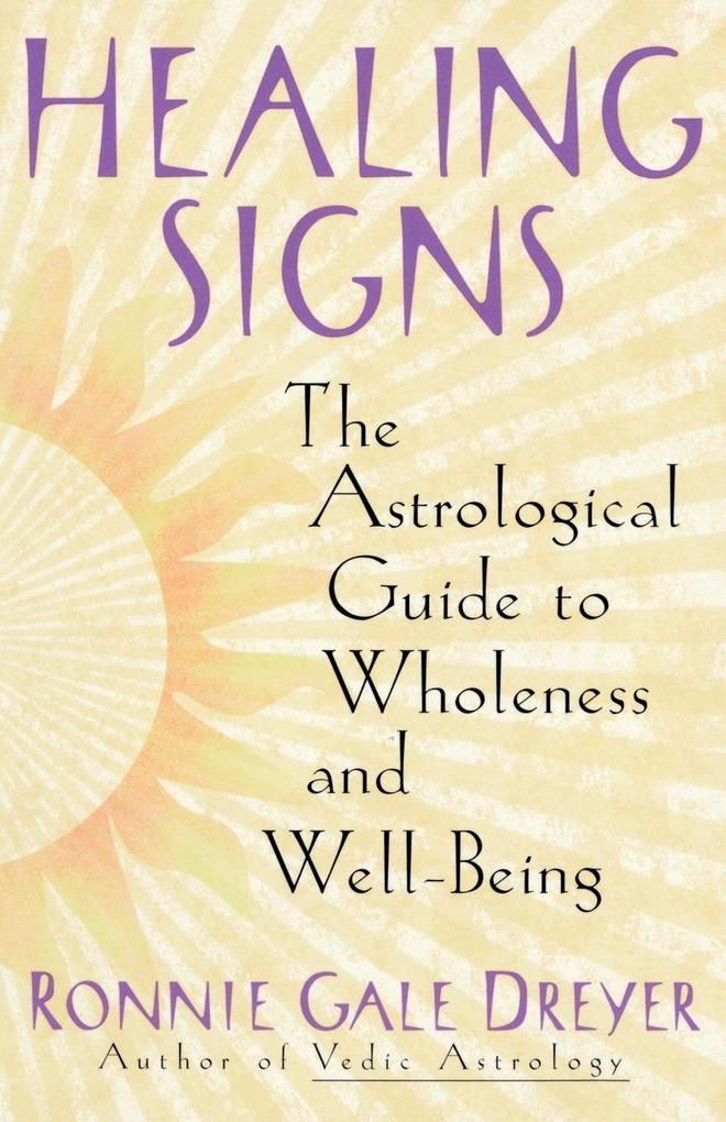 Healing Signs als Taschenbuch