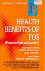 The Health Benefits of Fos als Taschenbuch