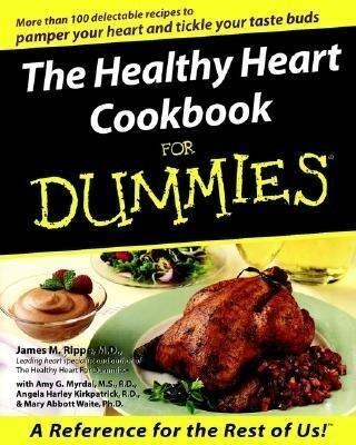 The Healthy Heart Cookbook for Dummies als Taschenbuch
