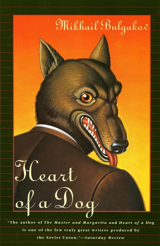 Heart of a Dog als Taschenbuch