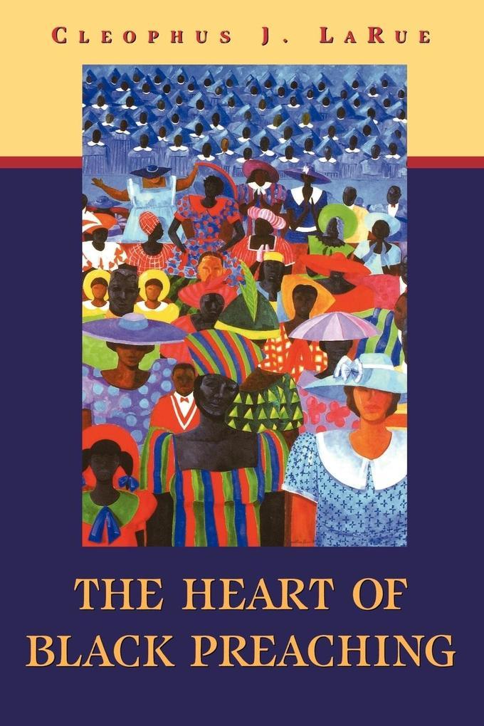 The Heart of Black Preaching als Taschenbuch