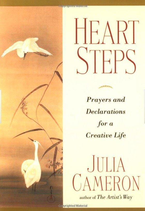 Heart Steps: Prayers and Declarations for a Creative Life als Taschenbuch
