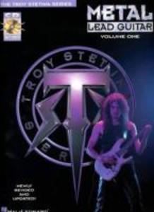 Metal Lead Guitar Vol. 1 als Taschenbuch