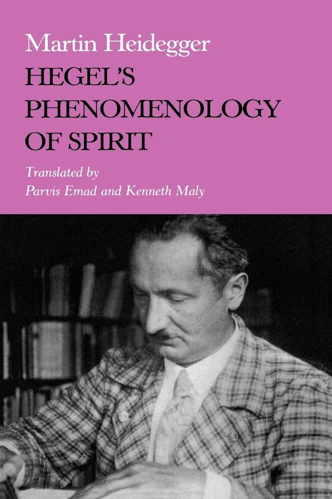 Hegel S Phenomenology of Spirit als Buch