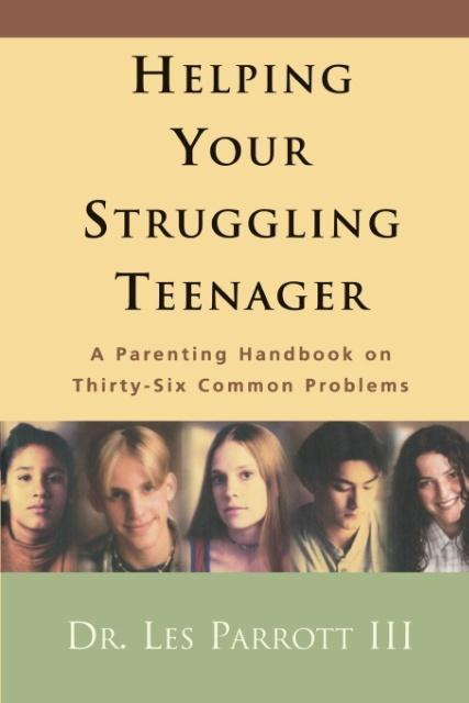 Helping Your Struggling Teenager als Taschenbuch