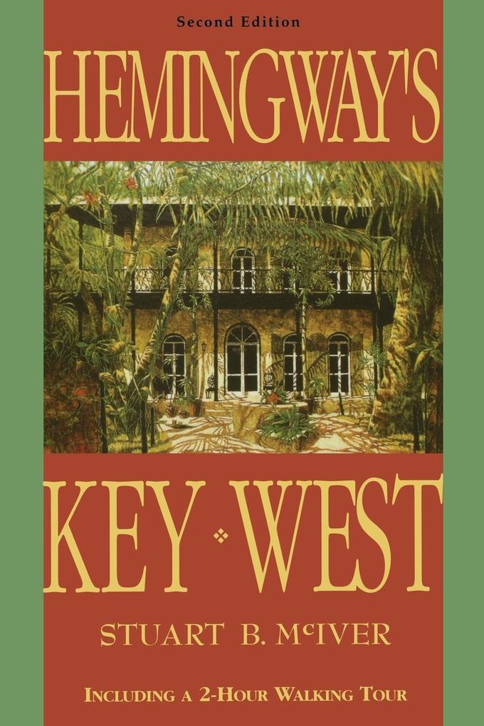 Hemingway's Key West als Taschenbuch