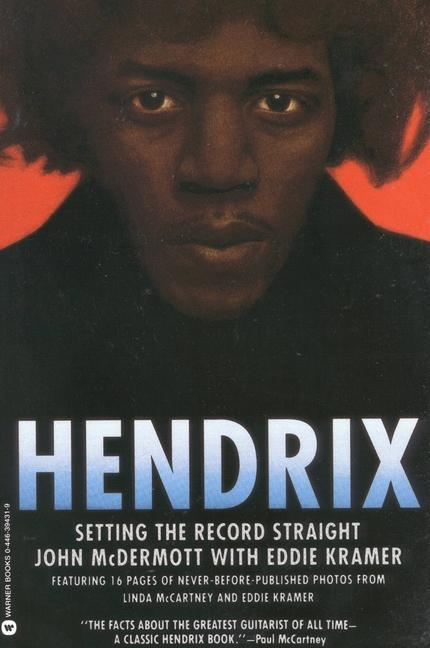 Hendrix: Setting the Record Straight als Buch