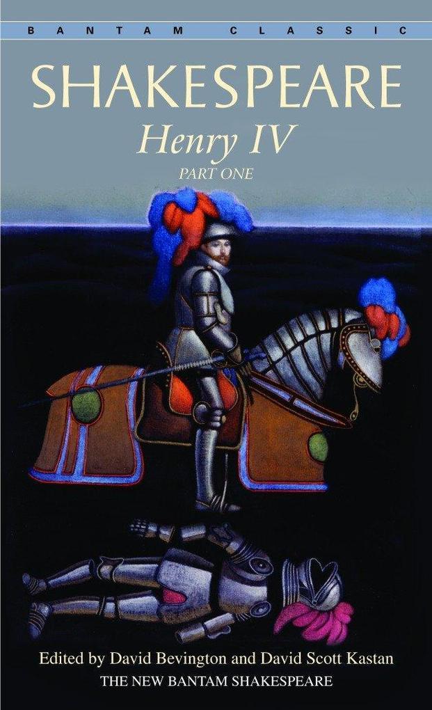 Henry IV, Part One als Taschenbuch