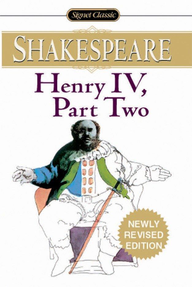 Henry IV, Part II als Taschenbuch