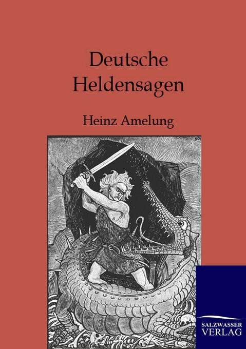 Deutsche Heldensagen als Buch