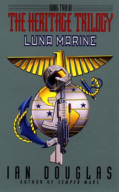 Luna Marine:: Book Two of the Heritage Trilogy als Taschenbuch