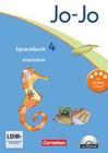 Jo-Jo Sprachbuch - Aktuelle allgemeine Ausgabe. 4. Schuljahr - Arbeitsheft mit CD-ROM