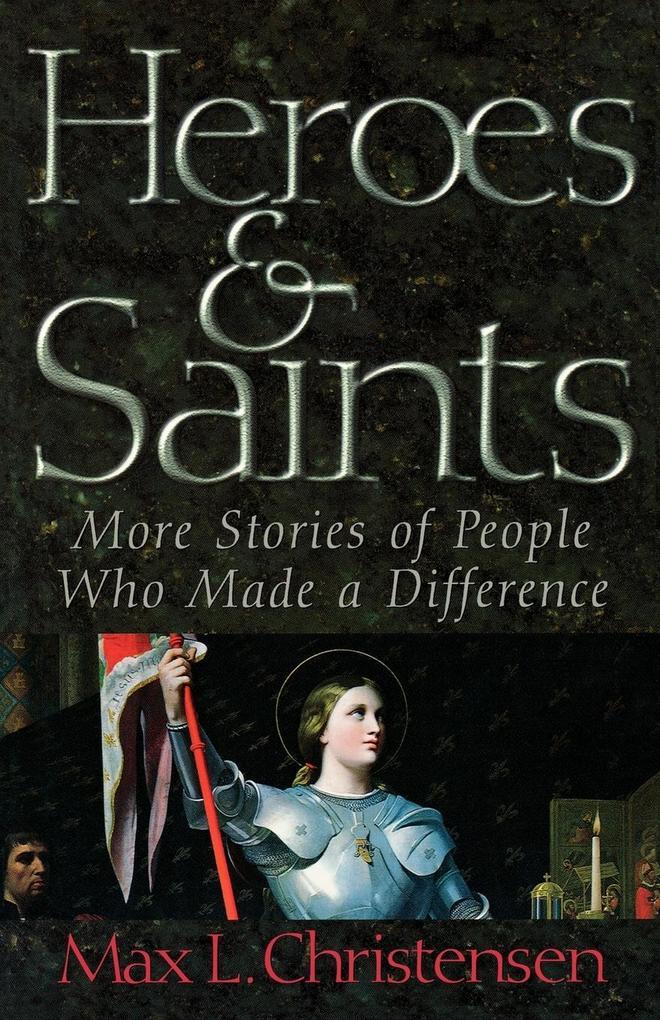 Heroes and Saints als Taschenbuch