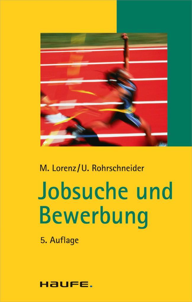 Jobsuche und Bewerbung als eBook