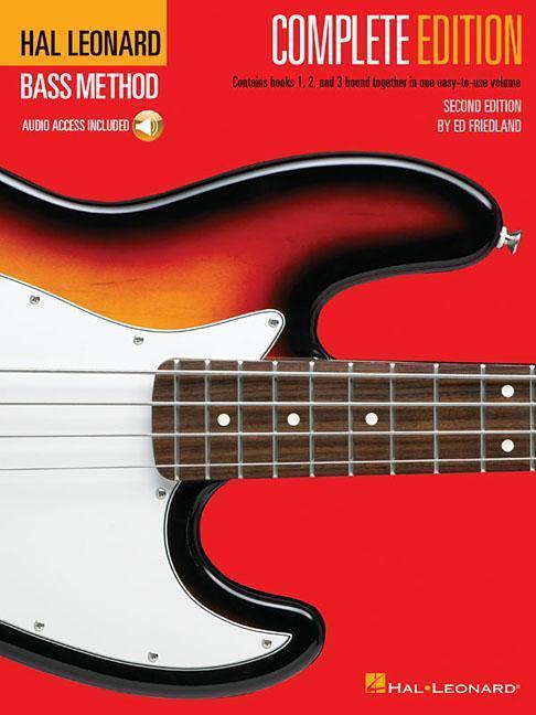 Hal Leonard Bass Method als Taschenbuch