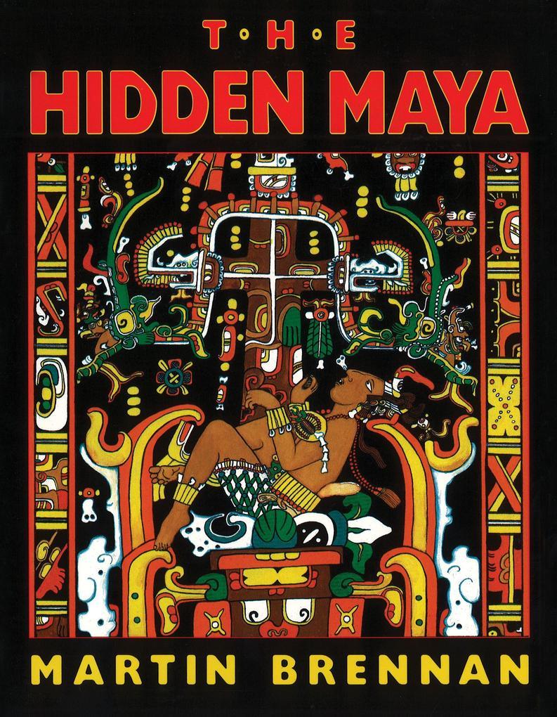 The Hidden Maya: A New Understanding of Maya Glyphs als Taschenbuch