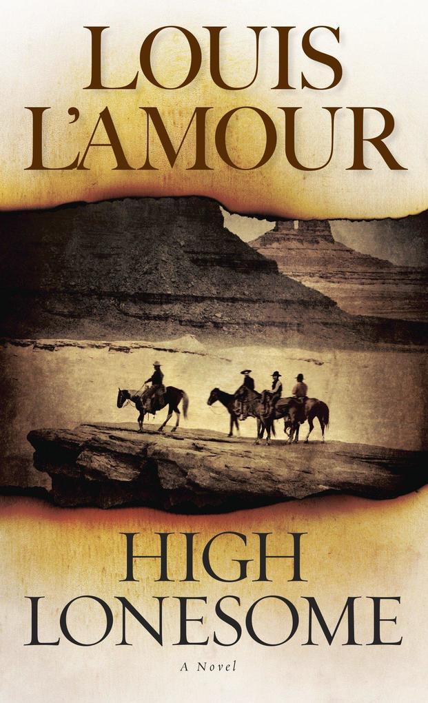 High Lonesome als Taschenbuch