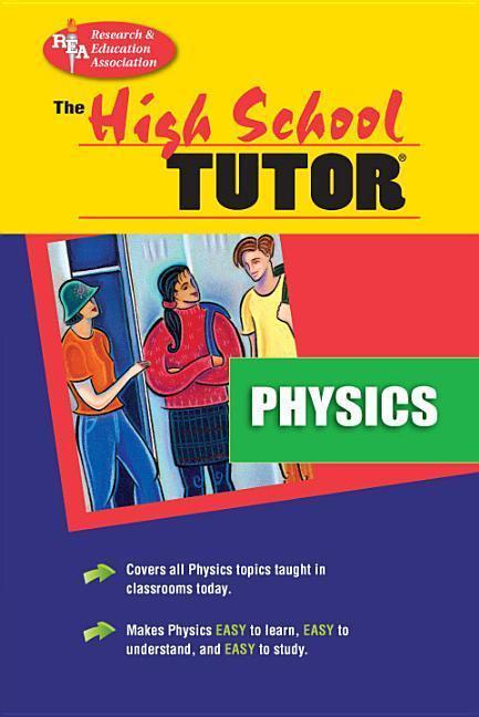 High School Physics Tutor als Taschenbuch