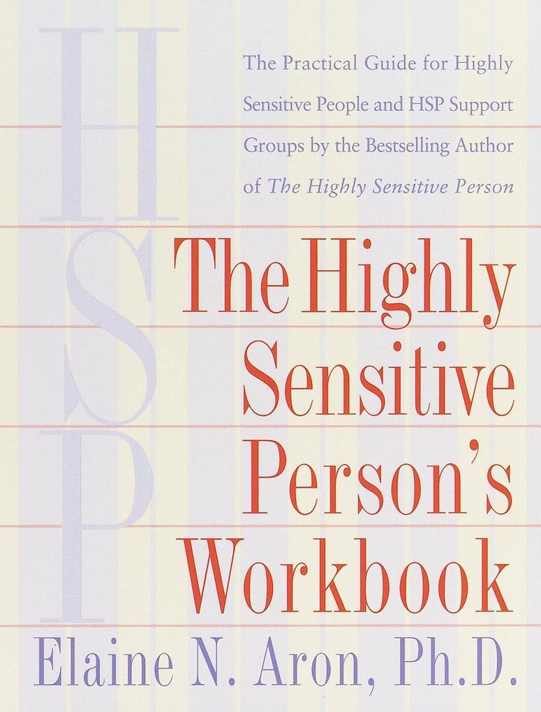 The Highly Sensitive Person's Workbook als Taschenbuch
