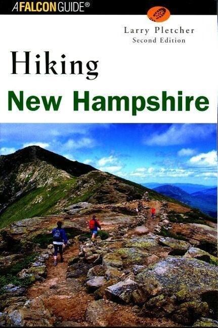 Hiking New Hampshire als Taschenbuch