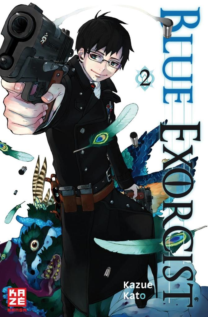 Blue Exorcist 02 als Buch