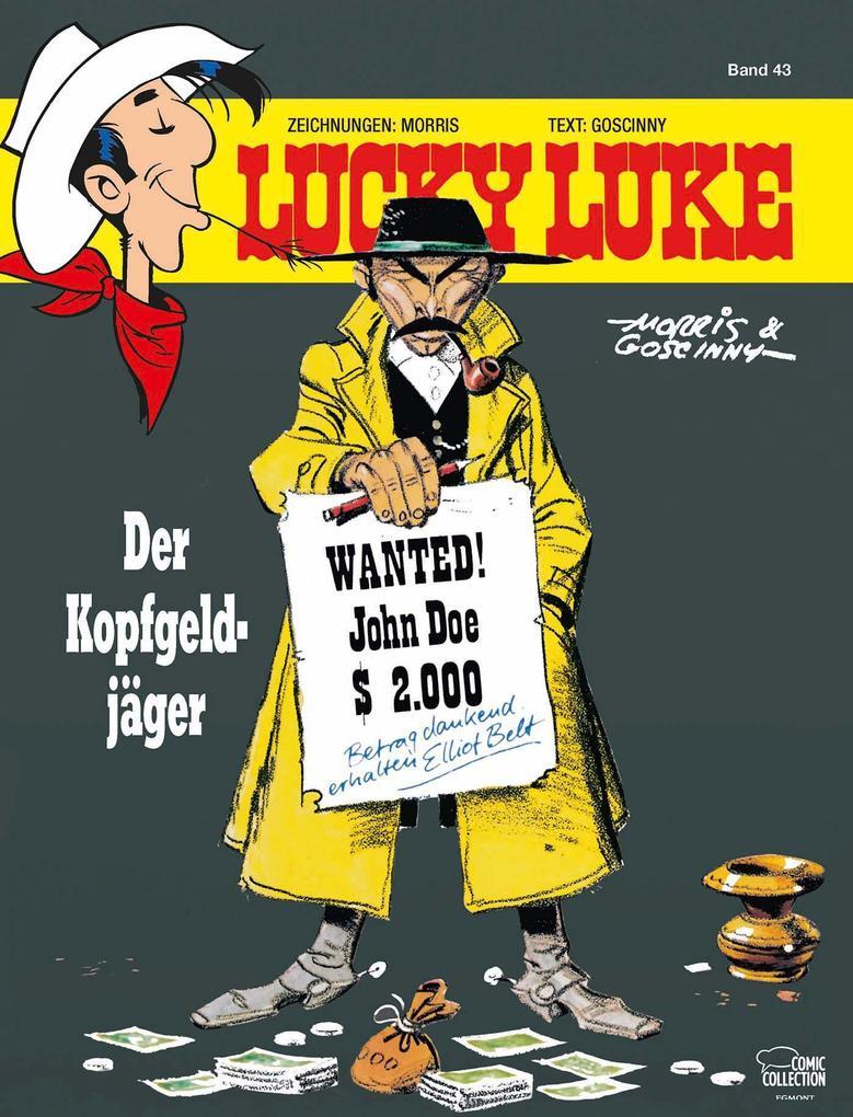 Lucky Luke 43 - Der Kopfgeldjäger als Buch