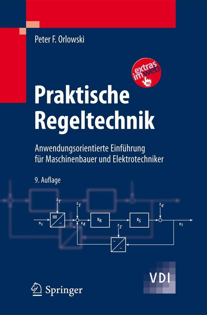 Praktische Regeltechnik als eBook