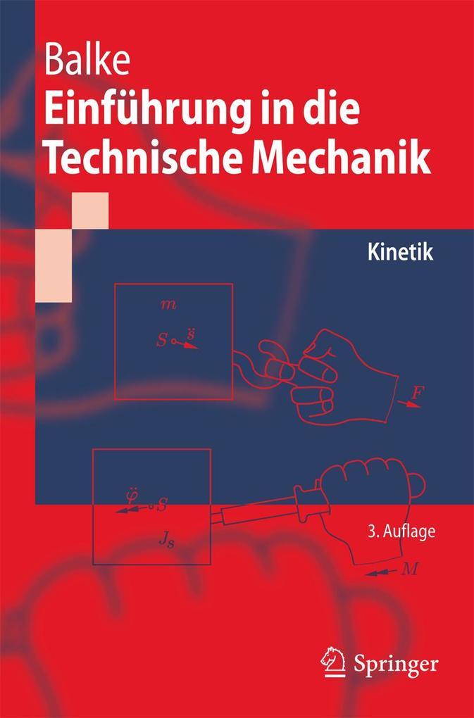 Einführung in die Technische Mechanik als eBook