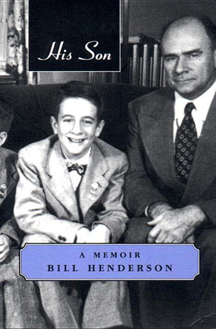 His Son: A Memoir als Taschenbuch