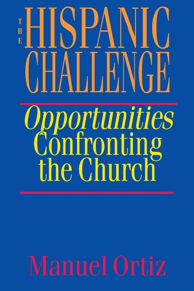 The Hispanic Challenge als Taschenbuch