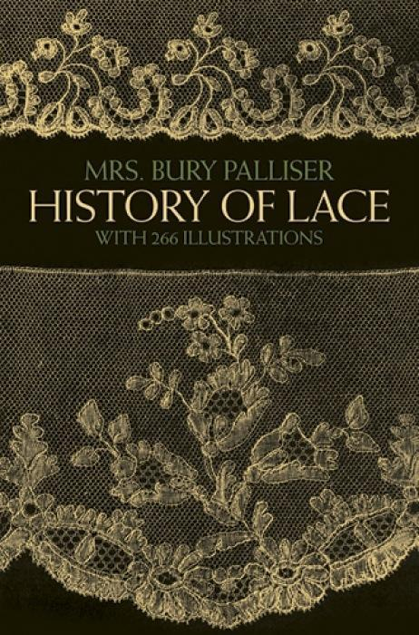History of Lace als Taschenbuch