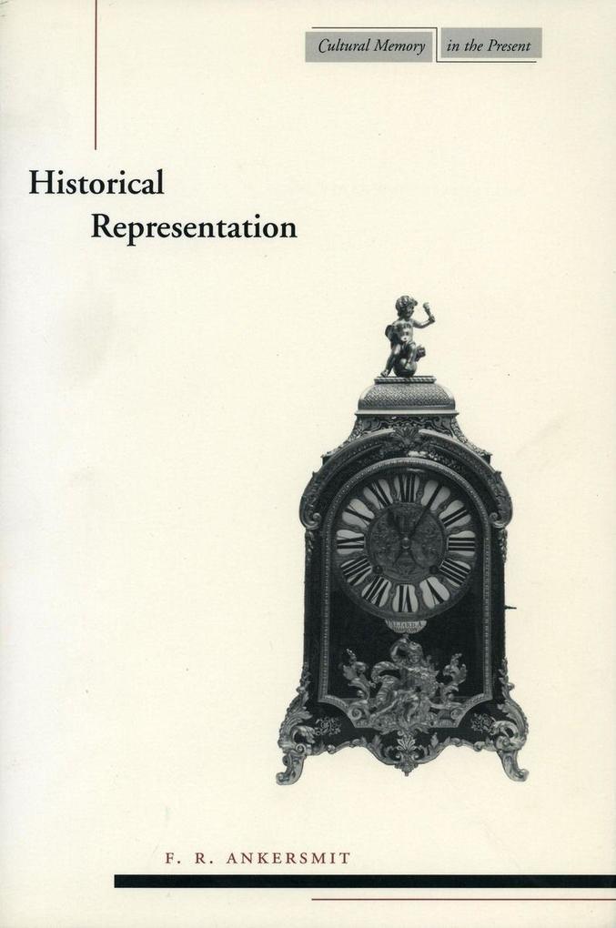 Historical Representation als Taschenbuch