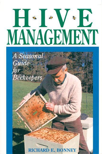 Hive Management: A Seasonal Guide for Beekeepers als Taschenbuch