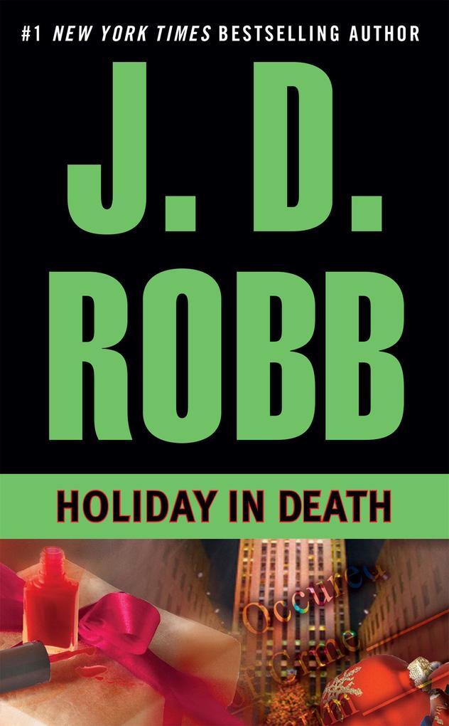 Holiday in Death als Taschenbuch