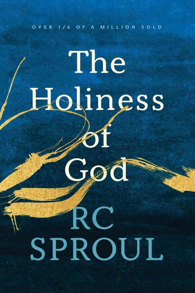 The Holiness of God als Taschenbuch