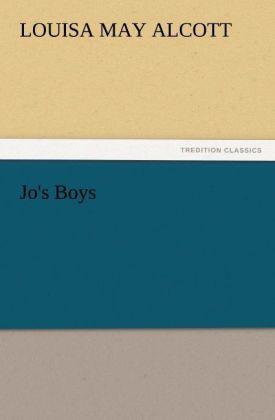 Jo's Boys als Buch (gebunden)