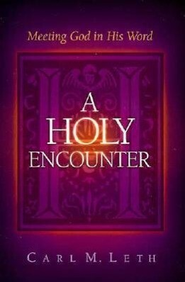 A Holy Encounter: Meeting God in His Word als Taschenbuch